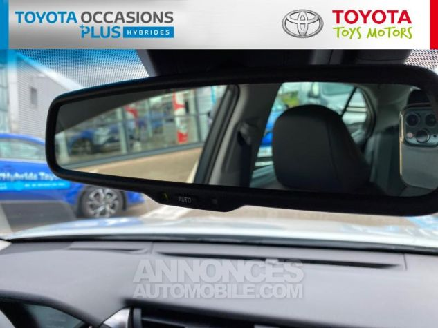 Toyota CAMRY Hybride 218ch Lounge Gris Aluminium Occasion - 18