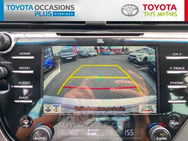 Toyota CAMRY Hybride 218ch Lounge Gris Aluminium Occasion - 19