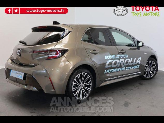 Toyota COROLLA 122h Design BRONZE IMPERIAL Occasion - 1