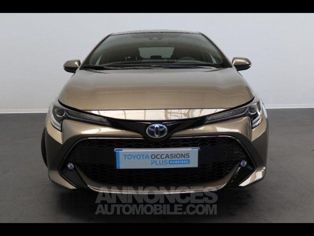 Toyota COROLLA 122h Design BRONZE IMPERIAL Occasion - 7