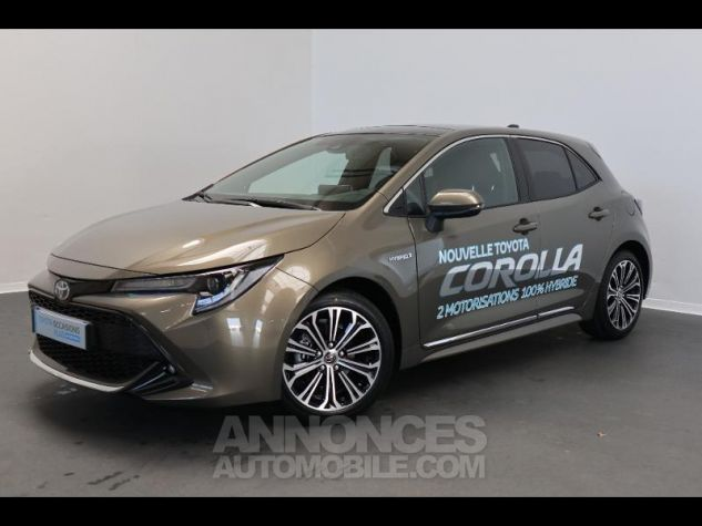 Toyota COROLLA 122h Design BRONZE IMPERIAL Occasion - 8