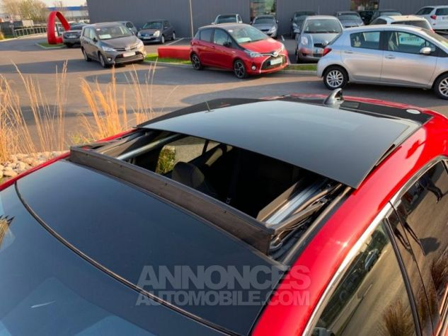 Toyota COROLLA 122h Design ROUGE INTENSE Occasion - 12