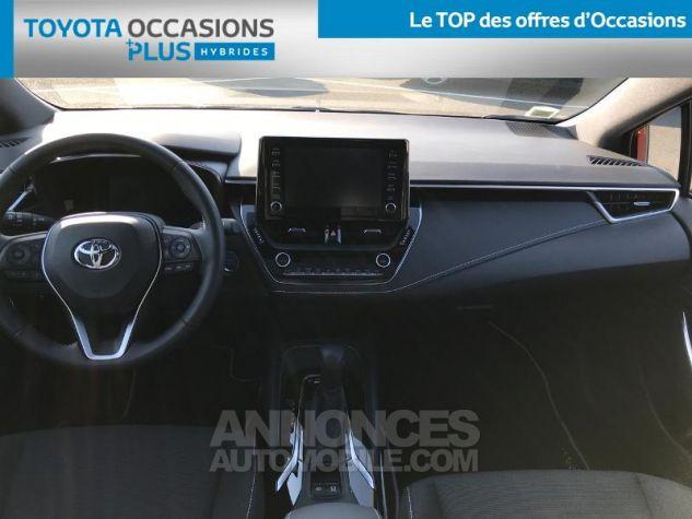 Toyota COROLLA 122h Design ROUGE INTENSE Occasion - 4