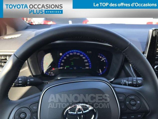 Toyota COROLLA 122h Design ROUGE INTENSE Occasion - 7