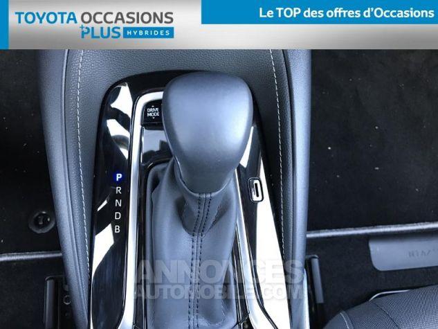 Toyota COROLLA 122h Design ROUGE INTENSE Occasion - 8