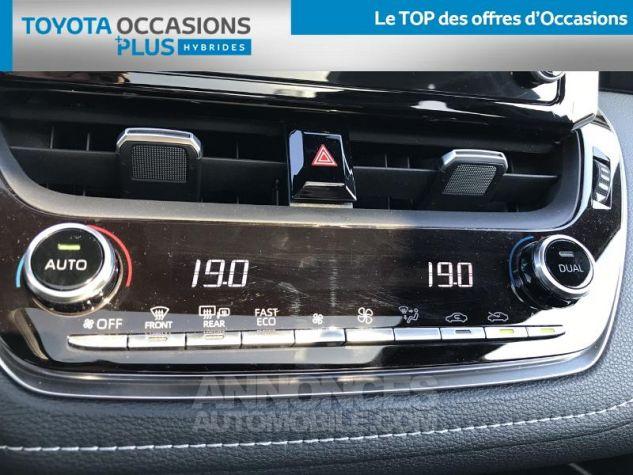 Toyota COROLLA 122h Design ROUGE INTENSE Occasion - 10