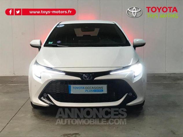 Toyota COROLLA 122h Design Blanc Pur Occasion - 2