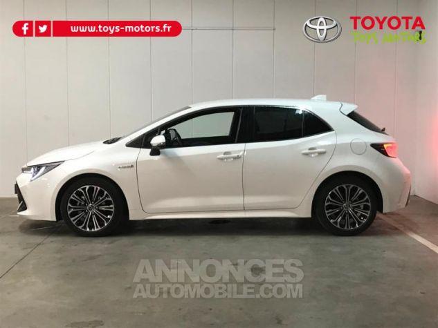 Toyota COROLLA 122h Design Blanc Pur Occasion - 3