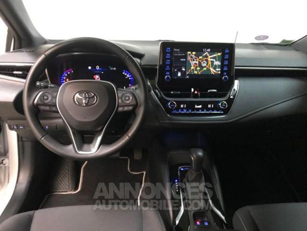 Toyota COROLLA 122h Design Blanc Pur Occasion - 8