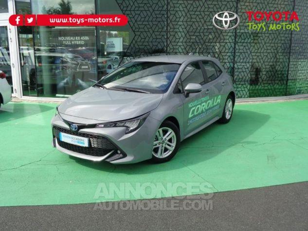 Toyota COROLLA 122h Dynamic Business GRIS MANHATTAN Occasion - 0