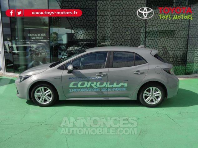 Toyota COROLLA 122h Dynamic Business GRIS MANHATTAN Occasion - 1
