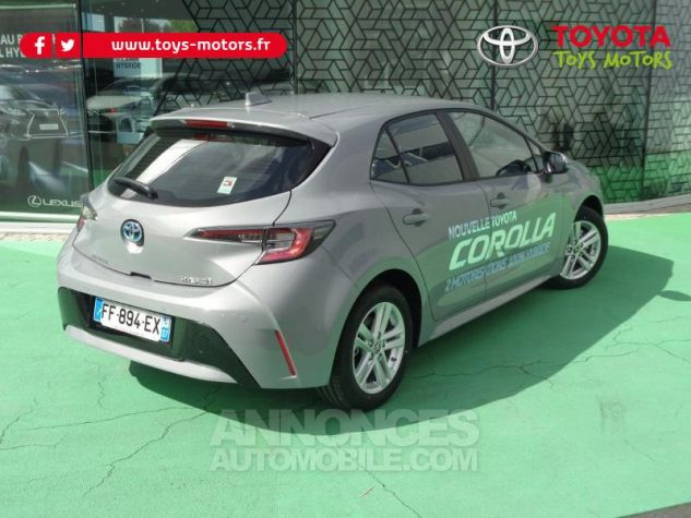 Toyota COROLLA 122h Dynamic Business GRIS MANHATTAN Occasion - 2