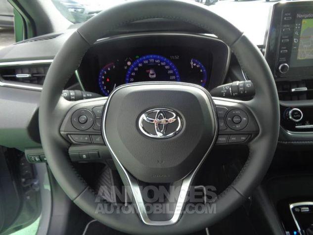 Toyota COROLLA 122h Dynamic Business GRIS MANHATTAN Occasion - 6