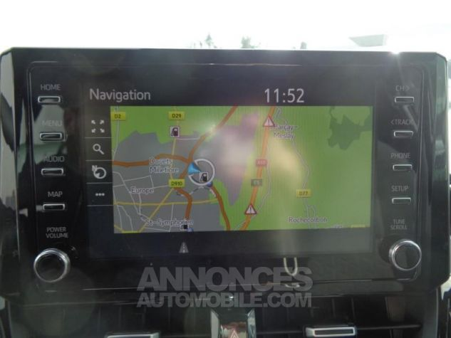 Toyota COROLLA 122h Dynamic Business GRIS MANHATTAN Occasion - 8