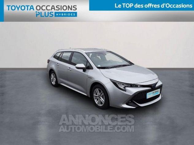 Toyota COROLLA 122h Dynamic Business GRIS ALUMINIUM Occasion - 0