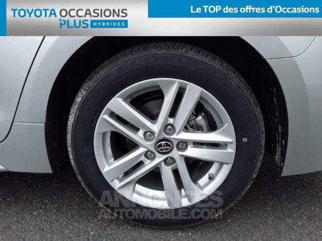 Toyota COROLLA 122h Dynamic Business GRIS ALUMINIUM Occasion - 3