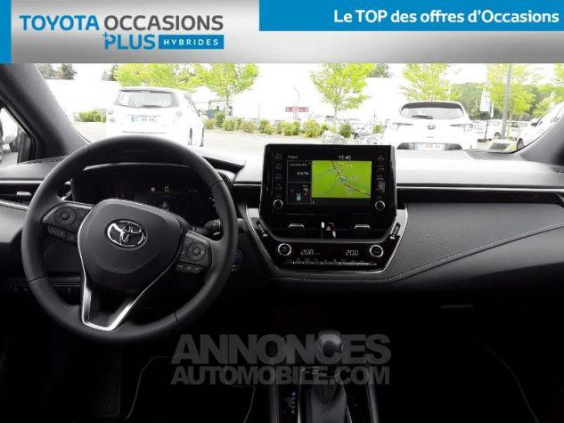 Toyota COROLLA 122h Dynamic Business GRIS ALUMINIUM Occasion - 4