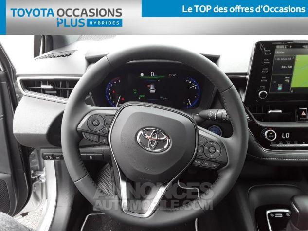 Toyota COROLLA 122h Dynamic Business GRIS ALUMINIUM Occasion - 5