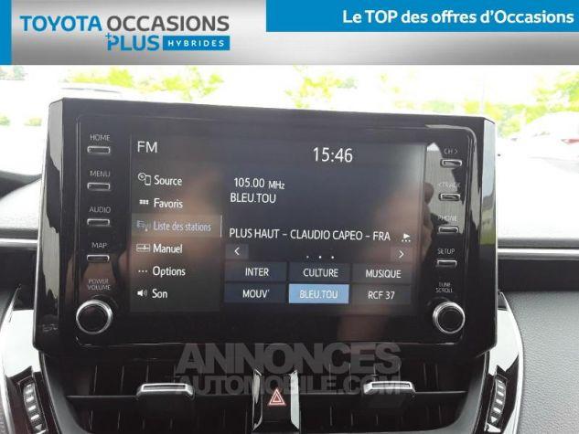 Toyota COROLLA 122h Dynamic Business GRIS ALUMINIUM Occasion - 6