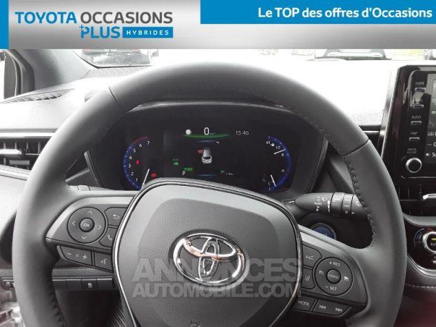Toyota COROLLA 122h Dynamic Business GRIS ALUMINIUM Occasion - 7