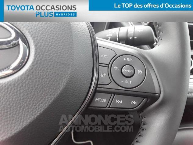 Toyota COROLLA 122h Dynamic Business GRIS ALUMINIUM Occasion - 9