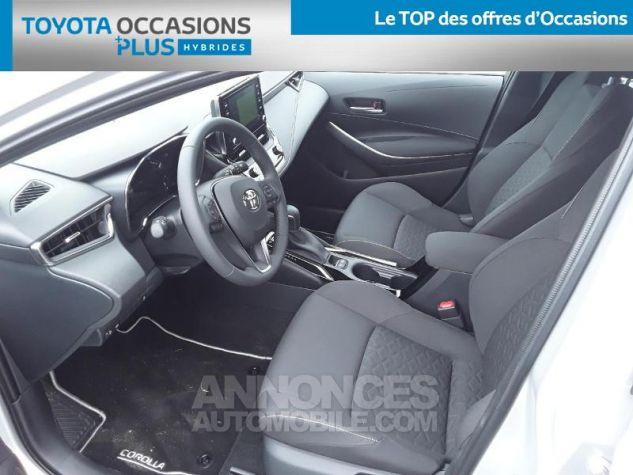 Toyota COROLLA 122h Dynamic Business GRIS ALUMINIUM Occasion - 12