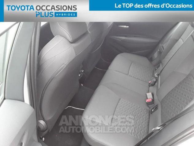 Toyota COROLLA 122h Dynamic Business GRIS ALUMINIUM Occasion - 13