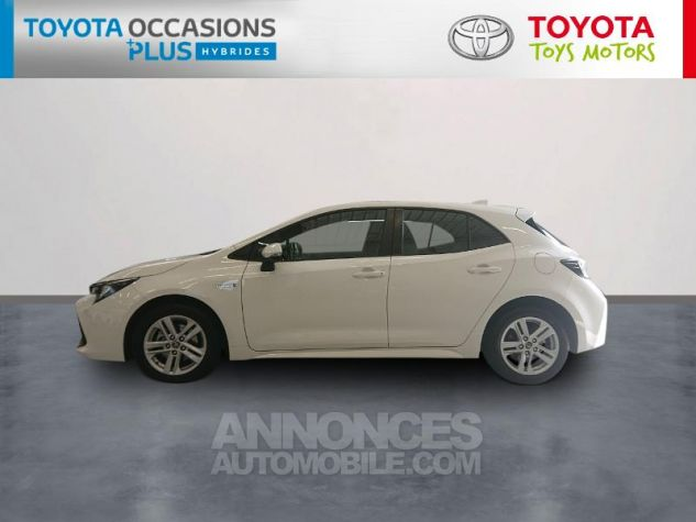 Toyota COROLLA 122h Dynamic Business Blanc Pur Occasion - 2