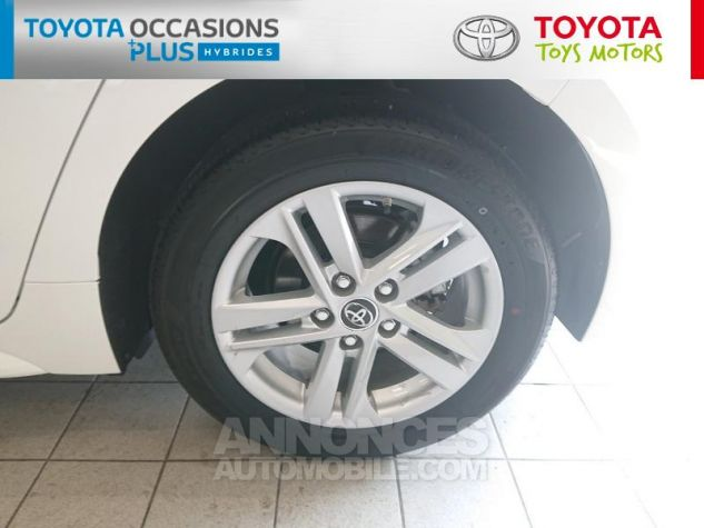 Toyota COROLLA 122h Dynamic Business Blanc Pur Occasion - 3