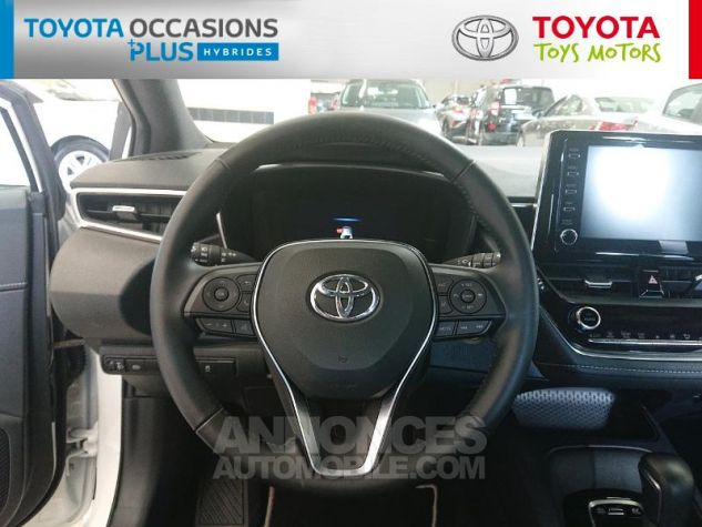 Toyota COROLLA 122h Dynamic Business Blanc Pur Occasion - 5