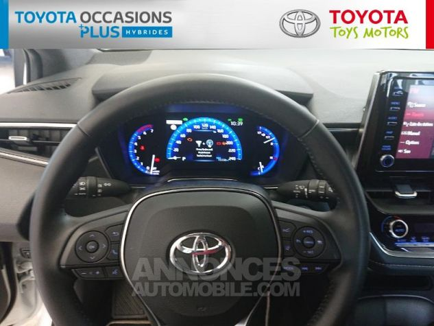 Toyota COROLLA 122h Dynamic Business Blanc Pur Occasion - 7