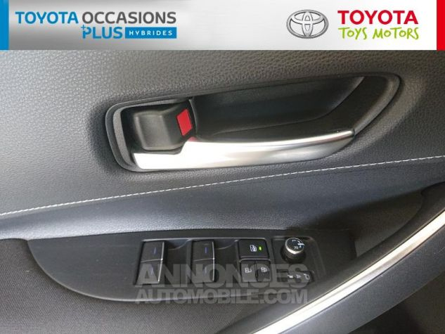 Toyota COROLLA 122h Dynamic Business Blanc Pur Occasion - 11