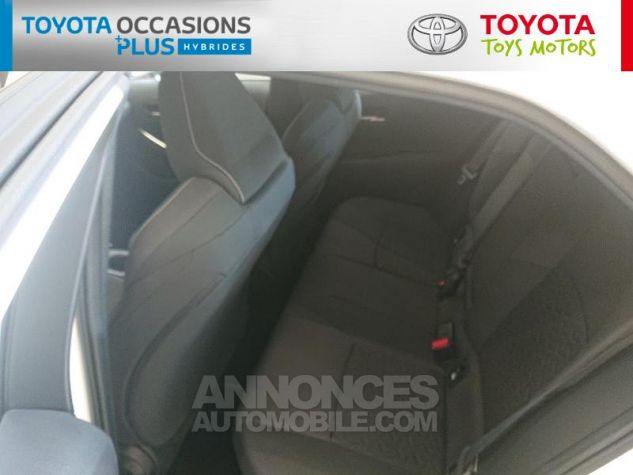 Toyota COROLLA 122h Dynamic Business Blanc Pur Occasion - 13