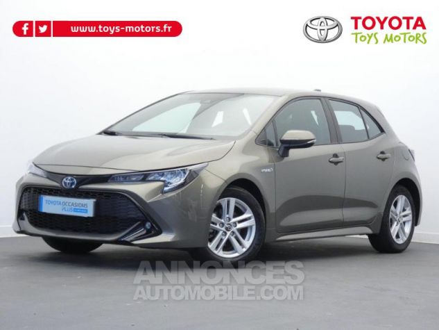 Toyota COROLLA 122h Dynamic Business Bronze Imperial Occasion - 0