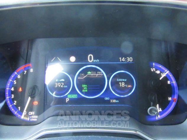 Toyota COROLLA 180h Collection BI TON BLANC NACRE   NOIR Occasion - 9