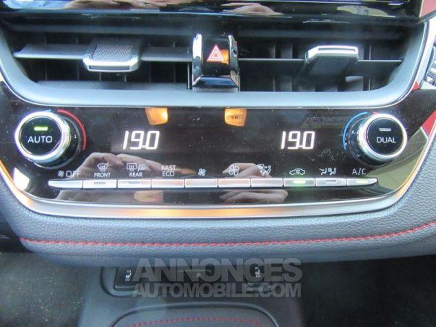 Toyota COROLLA 180h Collection BI TON BLANC NACRE   NOIR Occasion - 12