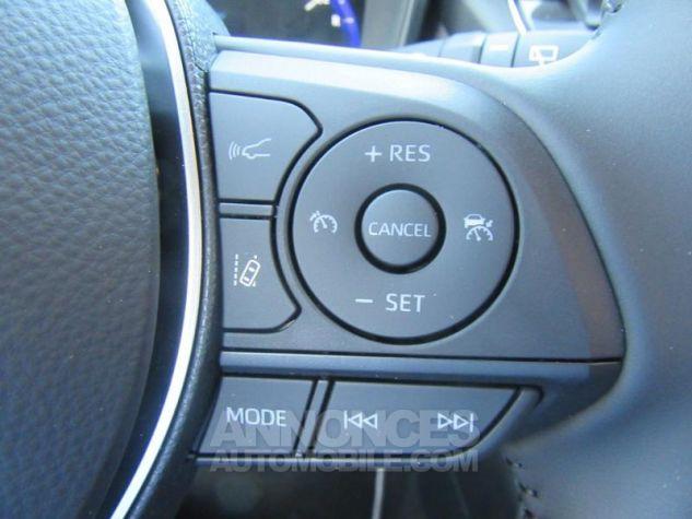 Toyota COROLLA 180h Collection BI TON BLANC NACRE   NOIR Occasion - 15