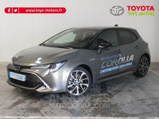 Toyota COROLLA 180h Collection BI TON BRONZE IMPERIAL Occasion - 0