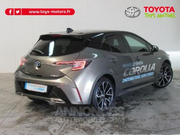 Toyota COROLLA 180h Collection BI TON BRONZE IMPERIAL Occasion - 1