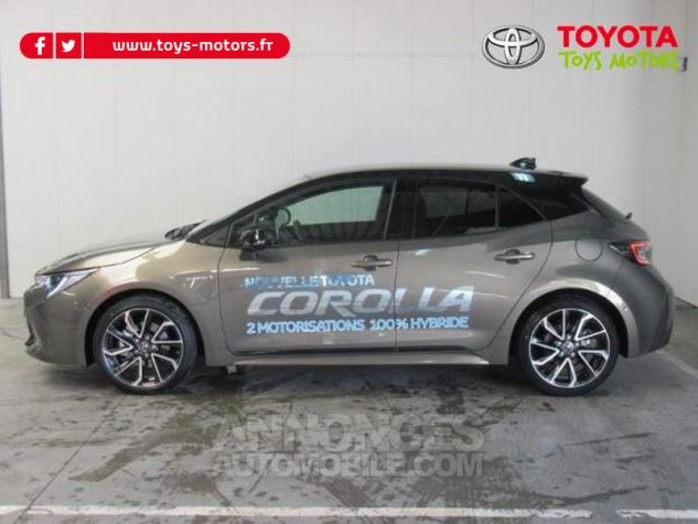 Toyota COROLLA 180h Collection BI TON BRONZE IMPERIAL Occasion - 3