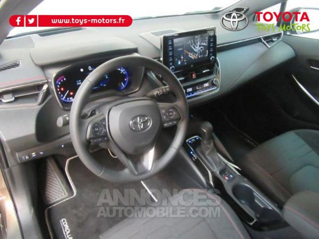 Toyota COROLLA 180h Collection BI TON BRONZE IMPERIAL Occasion - 7