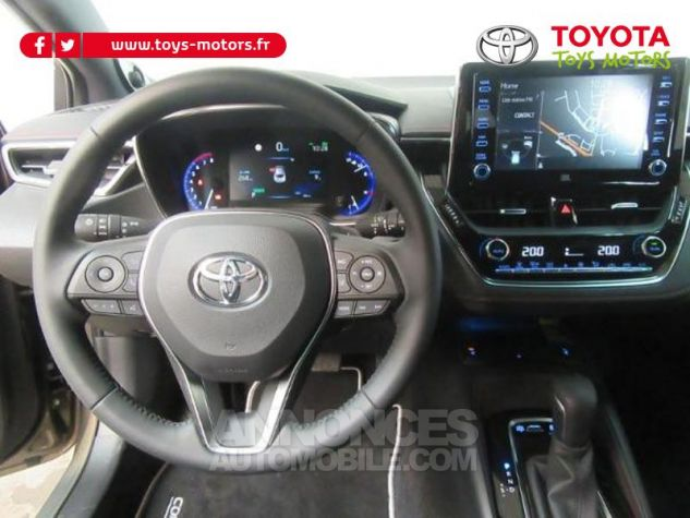 Toyota COROLLA 180h Collection BI TON BRONZE IMPERIAL Occasion - 8