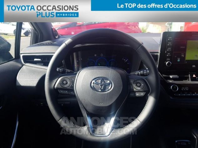 Toyota COROLLA 180h Collection BI TON BRONZE IMPERIAL Occasion - 5