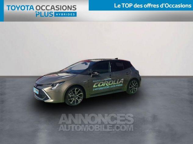 Toyota COROLLA 180h Collection BI TON BRONZE IMPERIAL Occasion - 0