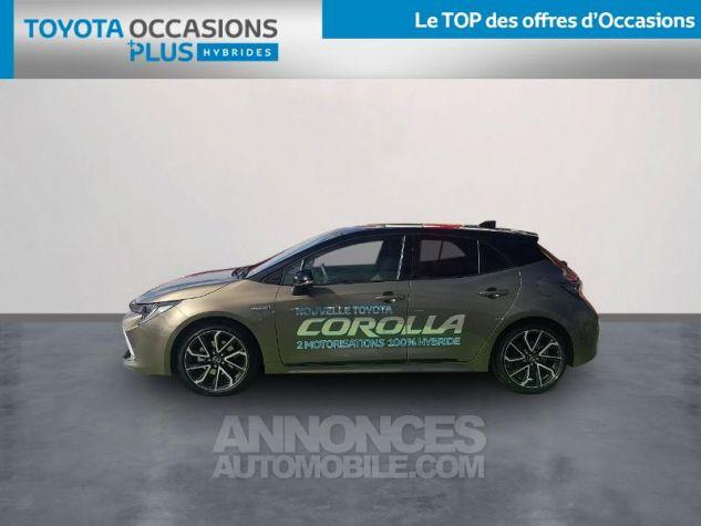 Toyota COROLLA 180h Collection BI TON BRONZE IMPERIAL Occasion - 2