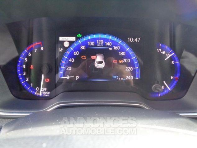 Toyota COROLLA 180h Collection BI TON BLANC NACRE   NOIR Occasion - 11