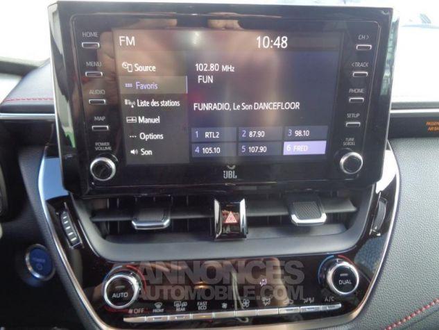Toyota COROLLA 180h Collection BI TON BLANC NACRE   NOIR Occasion - 14