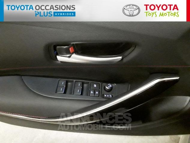 Toyota COROLLA 180h Collection MY20 Bi Ton Blanc Nacre Noir Occasion - 11