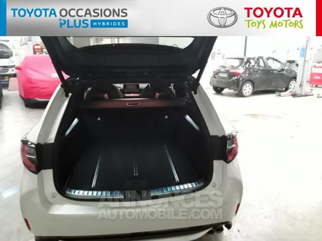 Toyota COROLLA 180h Collection MY20 Bi Ton Blanc Nacre Noir Occasion - 14