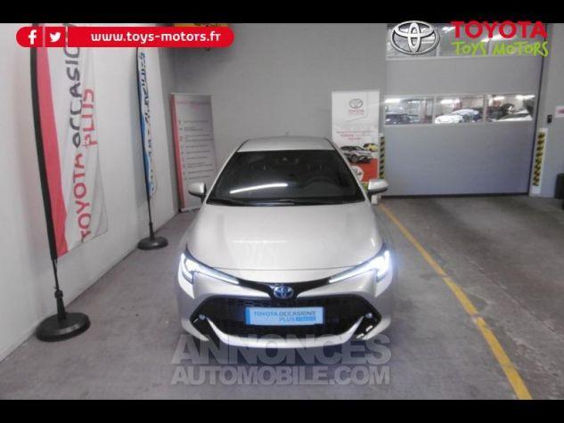 Toyota COROLLA 180h Design Gris Argent Occasion - 1